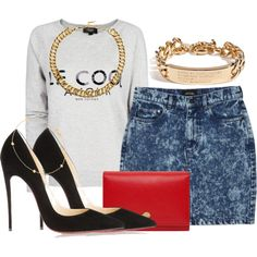 Le Cool, created by rayray669 on Polyvore