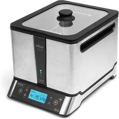 Oliso Sous Vide Smart Hub Induction Cooker, Sous Vide and Sear in One - Sous Vide Chef Home Brewing Equipment, Cooking Equipment, Cooking Tools, Kitchen Equipment, Sous Vide Cooking, Induction, Stuffed Whole Chicken, Beer Brewing, Food Preparation