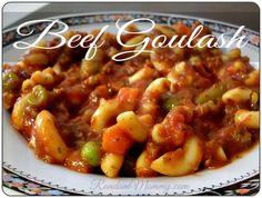Beef Goulash Recipe for Frugal Budgets - Random Mommy