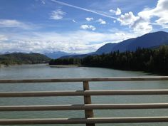 Here we go on the Cassiar Highway a much anticipated portion of our Alaska Highway road trip! #YukonHo!