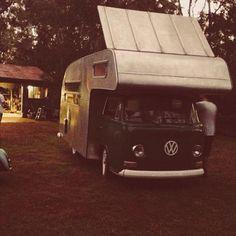 VW camper Volkswagen campervan kombi