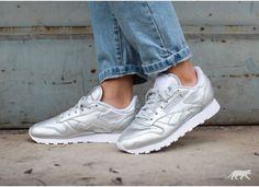 Reebok x Face Stockholm Classic Spirit Silver. Available now. http://ift.tt/1KHlvfP