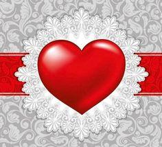 Нарисованные картинки о любви и сердечки