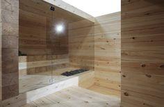 Ville Hara, Anu Puustinen; sauna Kyly (Finland)