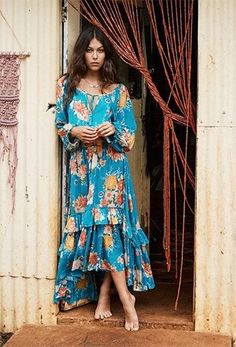 Bilderesultat for gypsy fashion