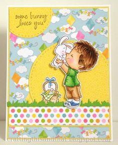 Henry's Bunny - adorable - bjl