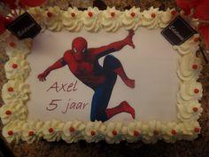 #bakkerij #edelweis #aalst #spiderman #bakkeraalst #bakker #kindertaarten #patisserie #dessert #gebak Spiderman, Facebook Sign Up, Cake, Desserts, Spider Man, Tailgate Desserts, Deserts, Kuchen, Postres