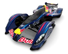 Red Bull Racer could this be the future of F1 or Lemans