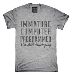 Funny Computer Programmer T-Shirt, Hoodie, Tank Top