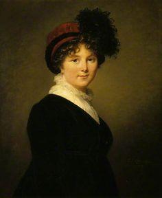 Arabella Diana Cope (1769–1825), Duchess of Dorset by Élisabeth-Louise Vigée-Le Brun
