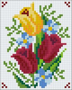 1 million+ Stunning Free Images to Use Anywhere Mini Cross Stitch, Cross Stitch Flowers, Cross Stitch Charts, Cross Stitch Designs, Cross Stitch Patterns, Loom Patterns, Cross Stitching, Cross Stitch Embroidery, Embroidery Patterns