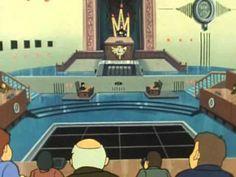 El Capitan Harlock  01  La bandera pirata ondea en el espacio