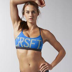 2c99722439481 Reebok - Reebok CrossFit Front Rack Bra One of the best sports bras