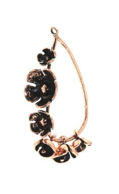 2 pcs Antique Oxidized Copper on Brass by FancyGemsandFindings Antique Copper, Brass, Charmed, Antiques, Bracelets, Flowers, Jewelry, Antiquities, Antique
