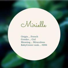 "17 beautiful baby names meaning ""miracle""   BabyCenter Blog"