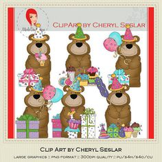 139 Best Birthday Clipart Images Happy B Day Birthday Cards