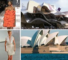 architecture vintage fashion ideas