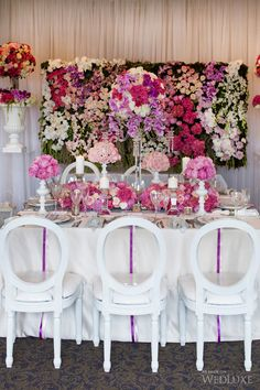 Jardin Rose | Romance of the #French #garden theme | Photography by: Sweet Pea Photography