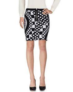 Emilio Pucci ひざ丈スカート レディース | YOOXで世界のファッションをオンラインショッピング