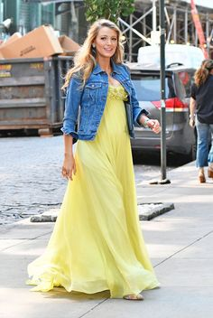 Blake Lively leaving 'The Today Show' in New York on June 20th.