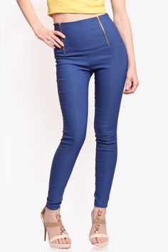 1da2064e8d7ec 11 Best ladies bottomwear images | Treggings, Trousers women ...