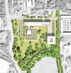 Gallery - Berrel Berrel Kräutler Wins Competition to Expand WHO's Geneva Headquarters - 5