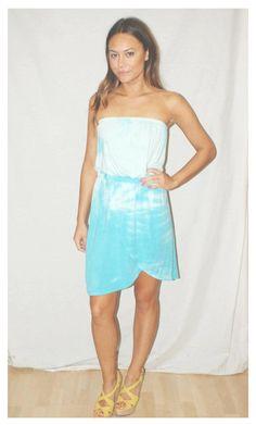 Gypsy 05   Tulip Tube Mini Dress  $143    Madison Harding Call 312.640.0878 to purchase