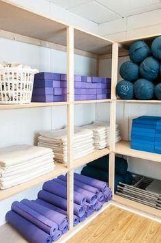 sala de props, organizada, limpos, lindos: sonho!!!!!!!