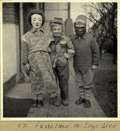 """Der er mange traditioner knyttes til Fastelavn. Her Fastelavns mandag har jeg """"gravet"""" både i familiekrøniken og hukommelsen og fundet et par små historier/episoder. Hvordan Fastelavn blev fejret på Amager ca 1925 har Aage omtalt."""
