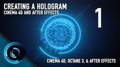 Creating a Hologram in Cinema 4D and After Effects - Part 1 Cloners and...