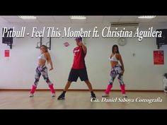 Pitbull Feat. Christina Aguilera - Feel This Moment Cia. Daniel Saboya (Coreografia)