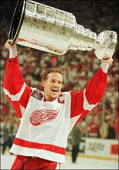 Detroit Red Wings ... I remember this night! June 1997! :)