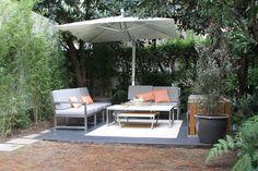 Maceta renacimiento en el jardín de Design house 2013