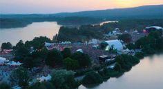 Les Eurockéennes de Belfort. #festival #Eurockeennes #Belfort #voyage #été #lac #musique #concert #étang #Veronne #Malsaucy
