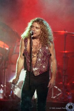 Robert Plant | to be a rock &