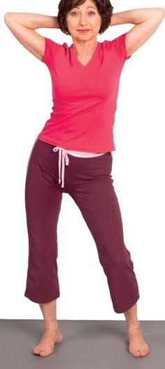 Zázrak pre ženské zdravie: Vyskúšajte hormonálnu jogu! Yoga Poses, Detox, Capri Pants, Health Fitness, Sporty, Exercise, Fashion, Fotografia, Ejercicio