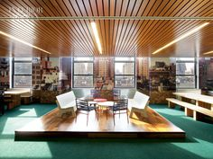 Google's office Cafe
