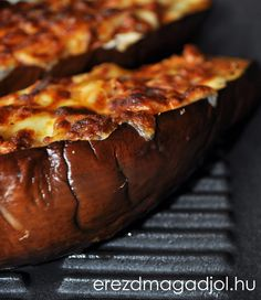 dietas-padlizsan Okra, Baked Potato, Sausage, Potatoes, Baking, Ethnic Recipes, Desserts, Food, Diets