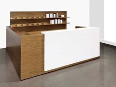Reception Desks - Los Angeles Office Furniture - Crest Office Furniture