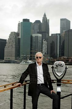 Jimmy Page, NYC, May 14, 2014. Photo: Ross Halfin