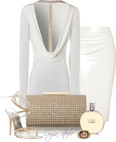 "orysa steele outfits | Vision in White"" by orysa on Polyvore"