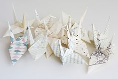 Up The Wooden Hills — Origami