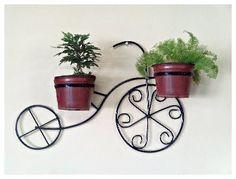 Resultado de imagen para suporte para vasos de plantas em ferro