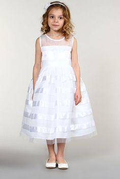 robe en satin et tulle blanc - Tati Fr Mariage