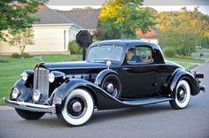 1935 Packard 1204 Super Eight