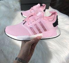 adidas nmd r1 grau rosa by3058