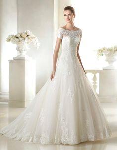 Vestido de novia sophie de la colección Costura 2015 - St Patrick   St. Patrick