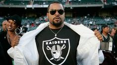 #IceCube #Oakland #Raiders
