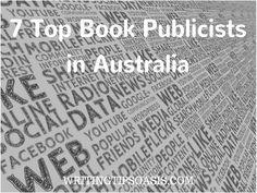 7 Top Book Publicists in Australia