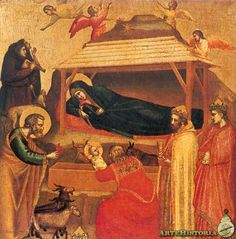 Adoración de los Magos - Obra - ARTEHISTORIA V2